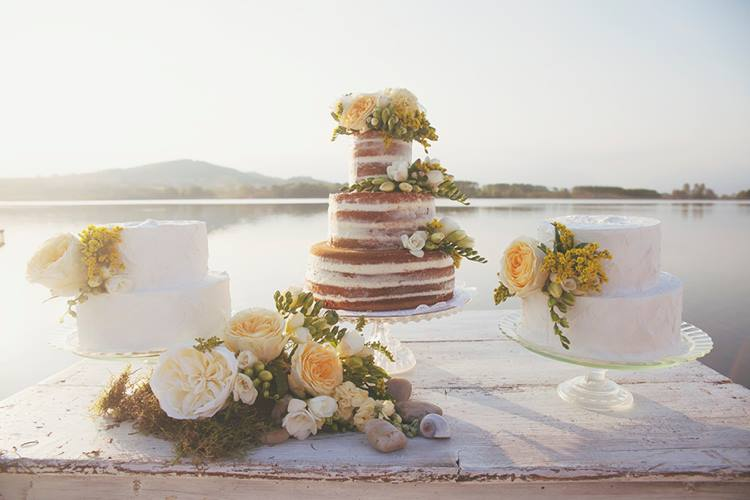 Agripasticceria® wedding cake